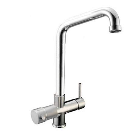 Rubinetto ForHome® 5 Vie Per Refrigeratori Gasatori Acqua Depurata Ambiente/Fredda/Gassata - Calda/Fredda.