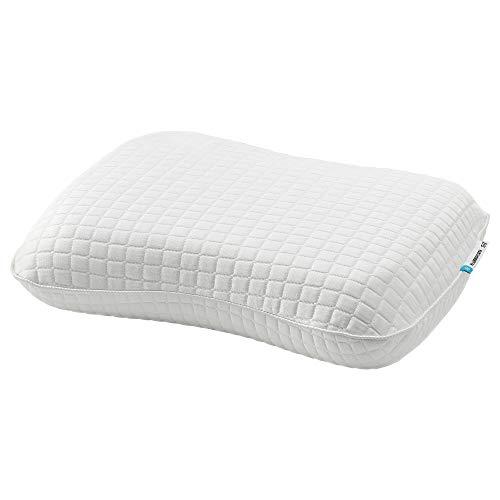 IKEA KLUBBSPORRE almohada ergonómica, multi posición 56x13 cm