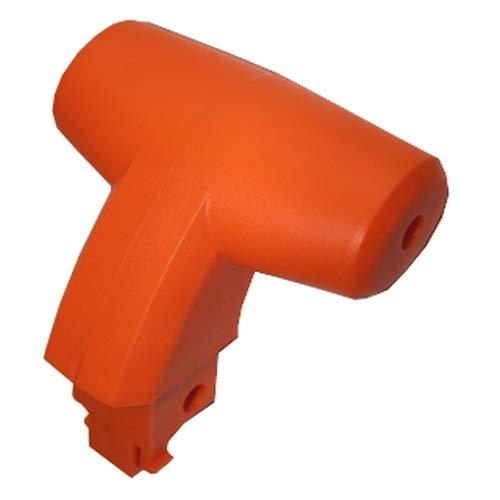 ATIKA Ersatzteil   Haltegriff Handgriff Griff (vorne) für Laubsauger LSH 2500 / LSH 2600