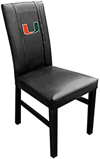 University of Miami Hurricanes Side Chair 2000