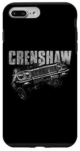 iPhone 7 Plus/8 Plus Crenshaw Shirt Los Angeles Hood Tee Lowrider Case