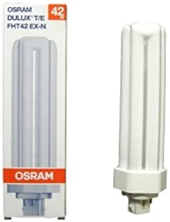 三菱 FHT42EX-N (10個セット) コンパクト形蛍光ランプ 42W 3波長形昼白色 BB・3シリーズ DULUX T/E 高周波点灯専用形
