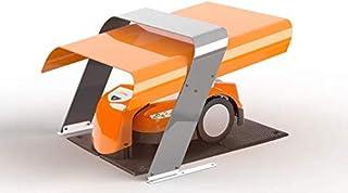 IDEA MOWER Sthil maehroboter Garage
