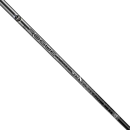 Aldila Rogue Silver 130 MSI Driver Shafts 70g - TS Flex