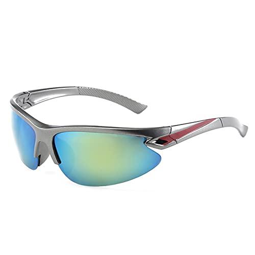 LWZ gafas de sol gafas de sol deportes gafas de equitación,