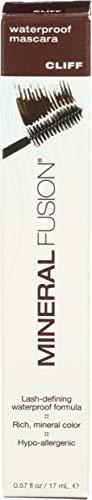 Waterproof Mascara Gentle Formula to Promote Lash Health Fullness Cliff (0.57 Fluid Ounces)