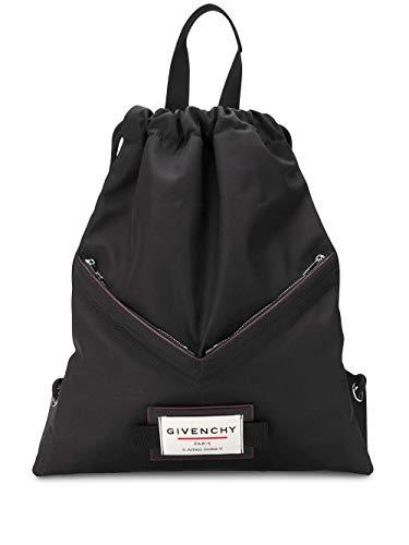 Luxury Fashion | Givenchy Man BK505VK0S9001 Black Acrylic Backpack | Spring Summer 20
