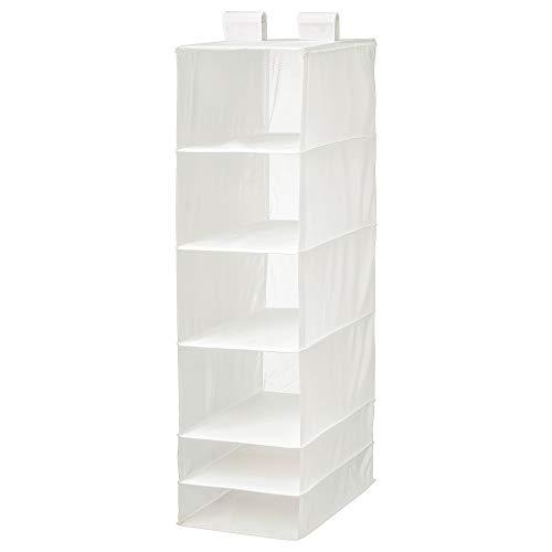 Ikea SKUBB garderob, 6 fack