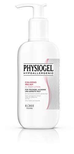 PHYSIOGEL Calming Relief A.I. Body Lotion – Für empfindliche, juckende Haut – 1 x 400 ml