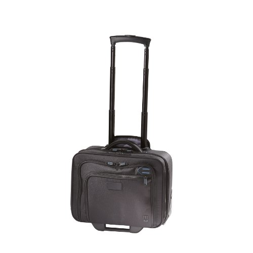 Travelpro Luggage EXECUTIVE PRO Executiver Rolling Brief, Black, One Size