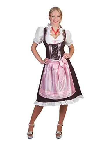 Morris Kostuums Tirol Patricia Thema Party Volwassen Fancy Jurk, XLarge