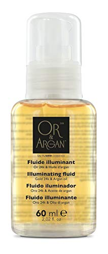 OR & ARGAN Fluide Illuminant - 60 mL - NUWEE Cosmetics