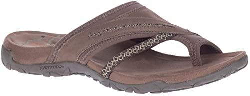 Merrell Women's Terran Post II Bracken Sandal 10 M US