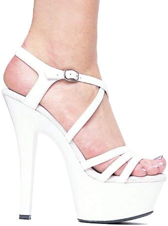 Ellie 601-DREAMER 6  Heel Strappy Sandal