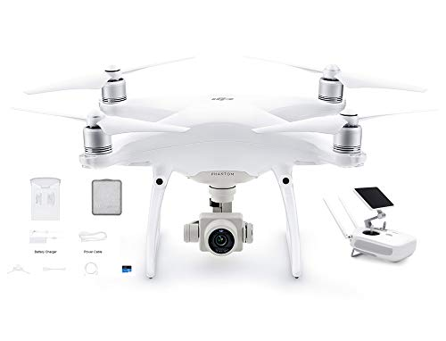 DJI Phantom 4 Advanced+ (Plus) Drone Quadcopter 4K Camera Built-in LCD on Remote