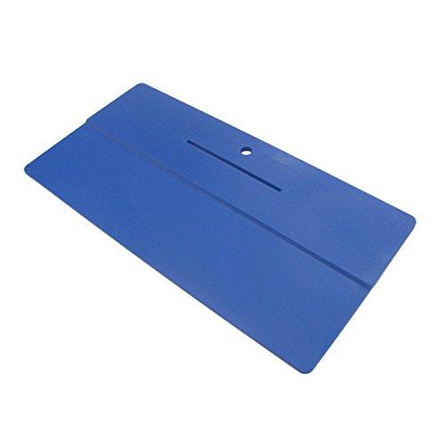 Bonum 936410 Tapezierspachtel Hart-PVC, abgerundete Ecken