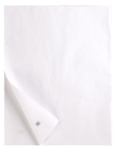 Clairefontaine 975110C Rolle Transparentpapier, 110/115g, 0,375 x 20m, ideal für technische Zeichnen, 1 Rolle