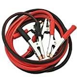 Volbit Emergency Booster Cable, Heavy Duty Jumper Booster Cables Commercial Grade Battery 4 Gauge 10ft 1000 AMP (2M) by Volbit