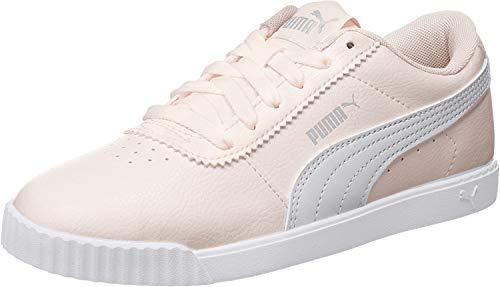 PUMA Carina Slim SL, Baskets Femme, Rose (Rosewater White), 36 EU