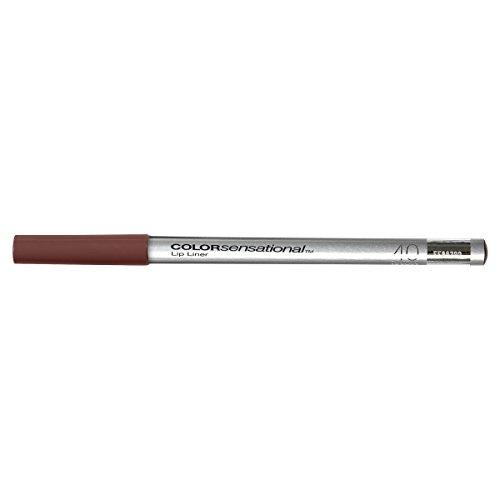 Maybelline New York ColorSensational Lip Liner, Raisin 40, 0.04 Ounce