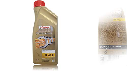 Castrol Edge Professional LL04 5W-30 1 Liter
