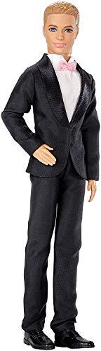 Barbie Collector, muñeco Ken Novio (Mattel DVP39)