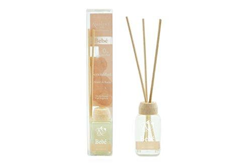 Ambientair - Ambientador de varillas 18ml, aroma : bebé