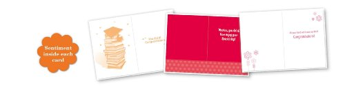 Assorted 8 Pack Handmade Embellished Congratulations Graduation Greeting Cards Boxed Set of 8 Designs Congrats Grad for him or for her Photo #2