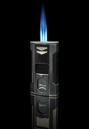 JetLine V-6 Six Jet Table Torch Gunmetal/Black
