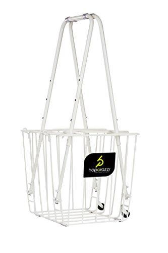 HOPARAZZI Pro Elite 125 Tennis Ball Basket
