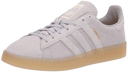 adidas Originals Damen Campus, Grey/Grey/Gum, 42 EU