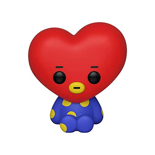 Close Up Figura Pop! Vinyl BT21-687, Tata (0cm x 9cm)