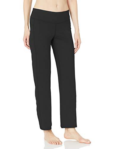 C9 Champion Women's Curvy Fit Yoga Pant, Ebony - Short Length, XL