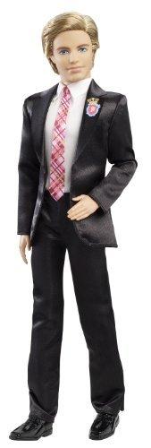 Mattel V6828 - Barbie, Prinz Nicholas, Puppe