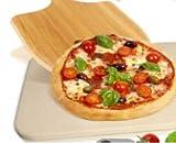 BOMEON Piedra para pizza para horno 1