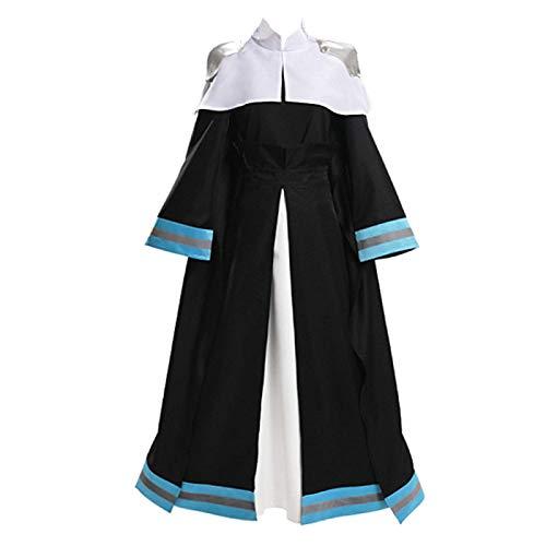 Charous Disfraz de Cosplay de Anime Fire Force, Vestido de Monja Utilizado para Fiesta temtica de Festival Cosplay Nun Iris