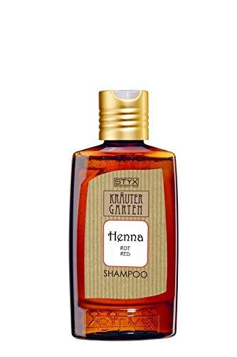 Styx - Kräutergarten - Shampoo - Henna Rot - 200 ml