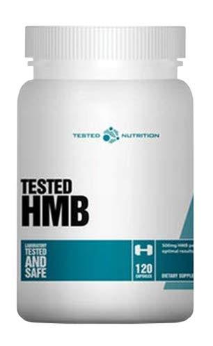Tested Nutrition HMB Stoffwechselprodukt Aminosäure 120 Kapseln