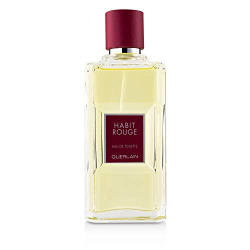 Guerlain Habit Rouge Eau De Toilette 100 ml (man)
