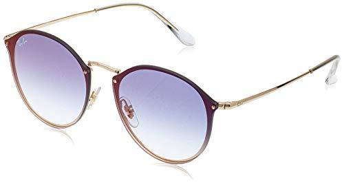 Óculos de Sol Ray Ban Blaze Round RB3574N 001/X0-59