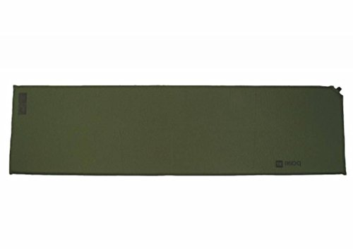 HIGHLANDER Tapis Auto-gonflant pour extérieur, Taille XL, Couleur Olive