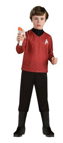 Rubies 's oficial de Star TrekScotty, disfraz de niopequeo