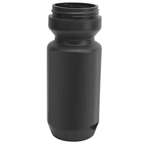 VGEBY BOLANY 610ML Botella de Agua para Bicicleta Equipo de Fitness para Ciclismo al Aire Libre para Bicicleta de montaña 3 Colores Disponibles(Negro)
