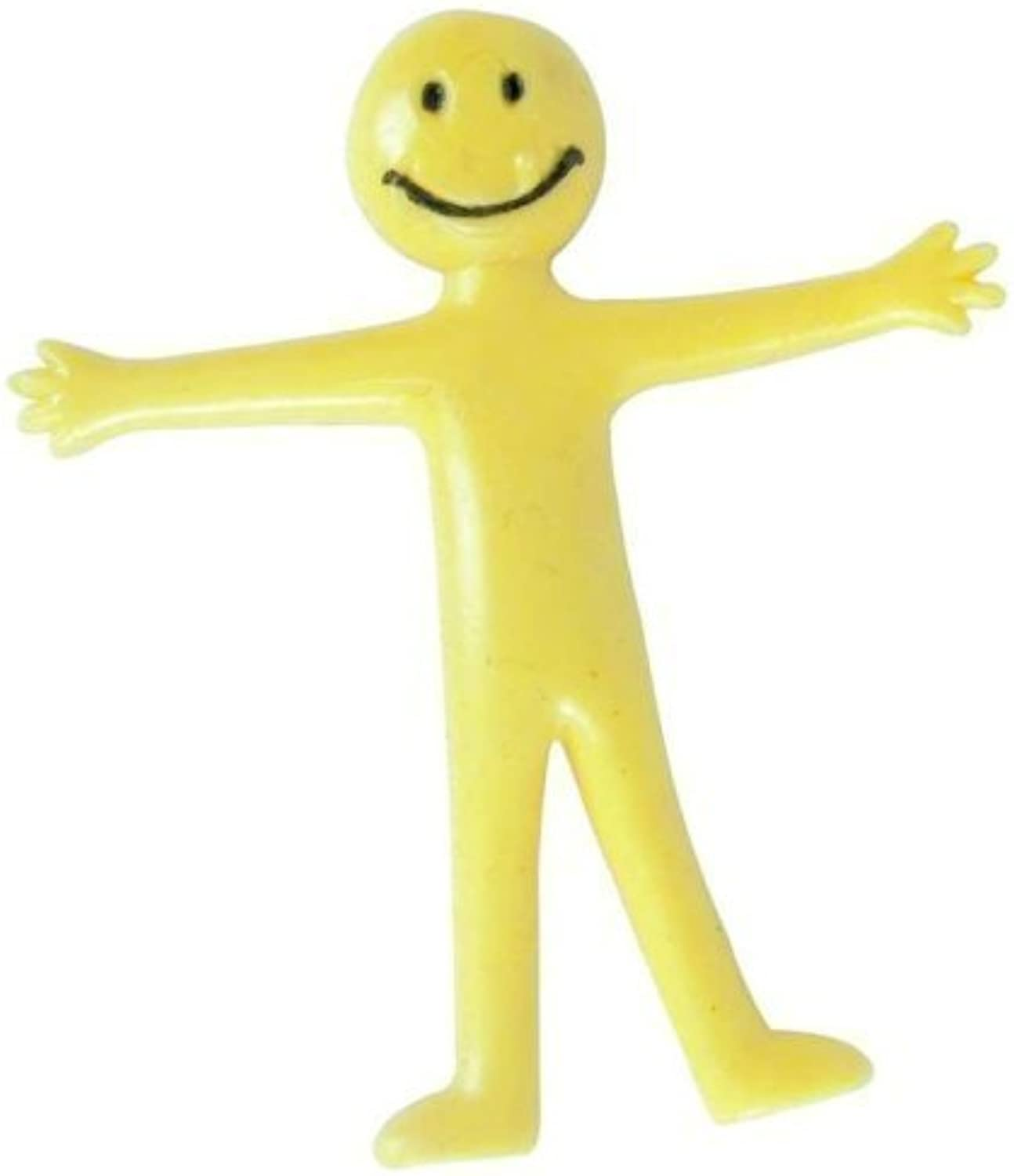 Kids Stretchy Smiley Man Party Bag Filler by Party Bag Fillers