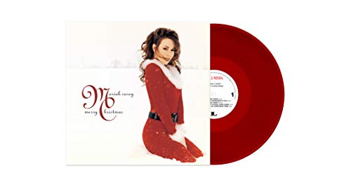 MERRY CHRISTMAS (180 GRAM RED VINYL 20TH ANNIVERSARY EDITION)