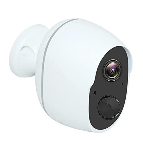 Pumprout Cámara IP inalámbrica Tecnología de cámara de batería Inteligente Versión Nocturna WiFi inalámbrico para vigilancia de Seguridad en el hogar