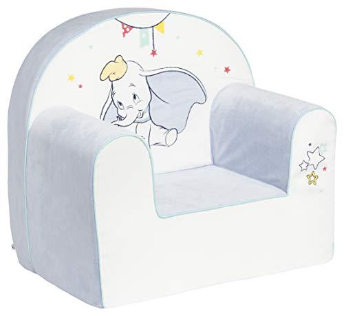 Petit fauteuil enfant droit déhoussable Disney Classic Dumbo - Babycalin DIS550907