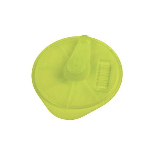 Reinigungsdisc Entkalkungsscheibe Reinigungsscheibe Reiniger Scheibe Disc TDisc gelb Tassimo Kapselmaschinen Kaffeemaschine passend wie Bosch Siemens Balay Neff Constructa 57683 00576836