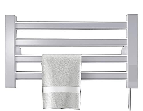 GXFWJD Baño Secatoallas Eléctrico/Calentador De Toallas/Secatoallas Termostático Secador De Toallas Secado Potente...