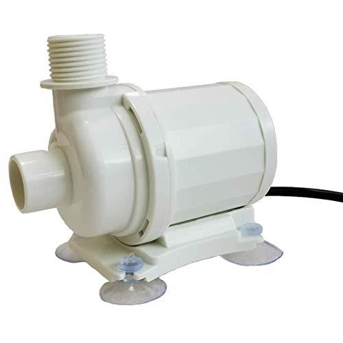 ZYL-YL DC24V Bomba de Agua de 1000L / H portátil sin escobillas del Motor Ultra silencioso de la Bomba de Agua Sumergible for el Sistema de refrigeración